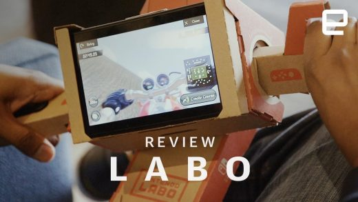 Nintendo next Labo kit is all about virtual reality