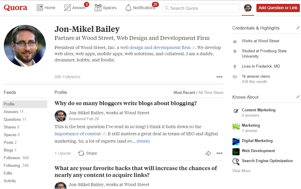 Digital Marketing Underdogs: Quora and HARO [Case Study] | DeviceDaily.com