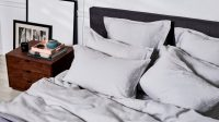 Snowe Home's super soft linen bedsheets are literally made with air