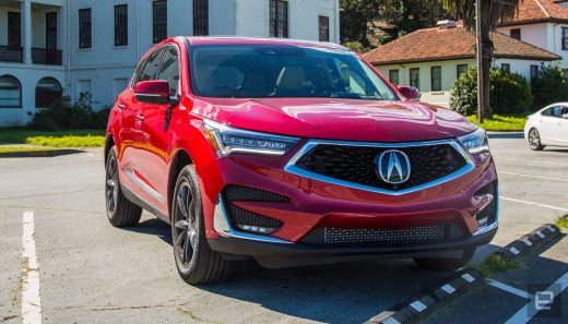 Acura guns for the sports luxury SUV market with the RDX