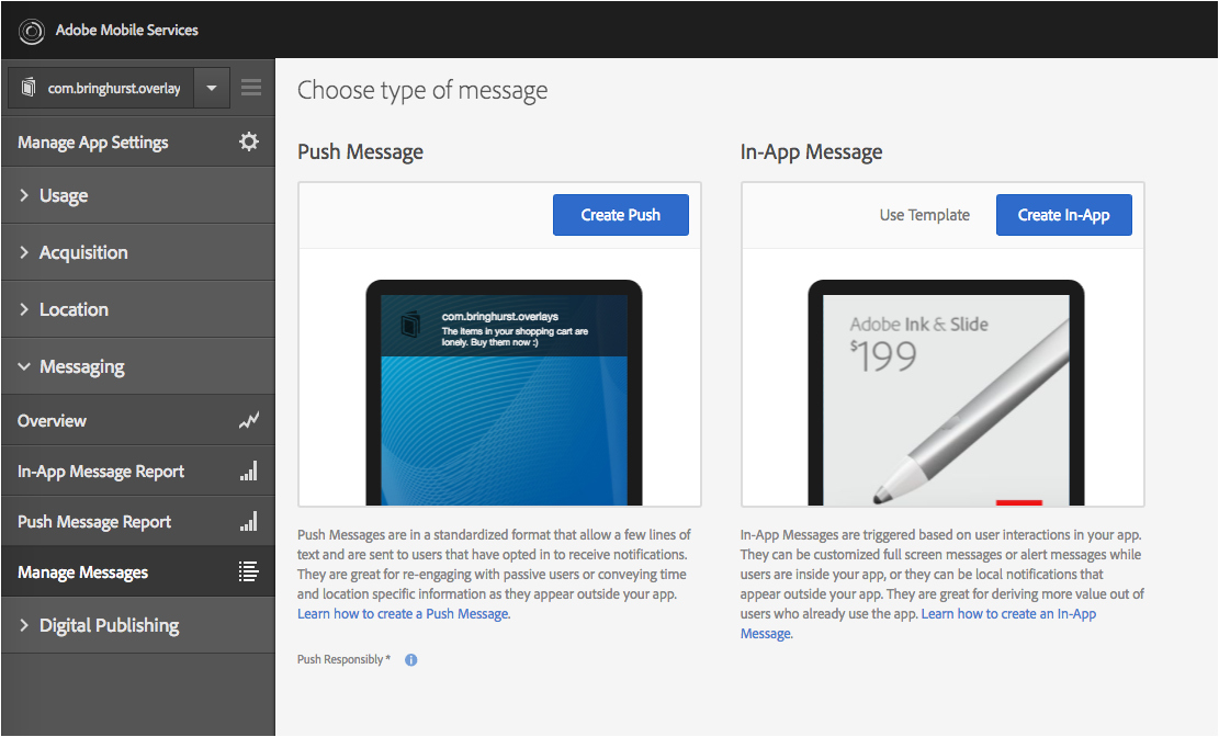 Adobe Adds In-App Messaging And A Location Service   DeviceDaily.com