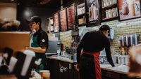Bad music at Starbucks: When does it become a workers' rights issue?