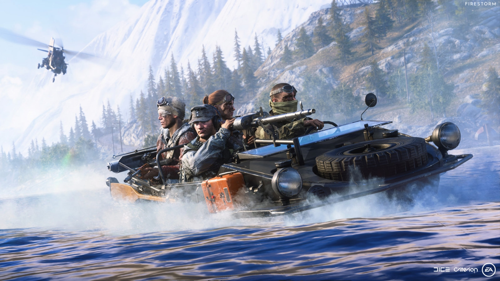 'Battlefield V' gameplay trailer shows its take on battle royale   DeviceDaily.com
