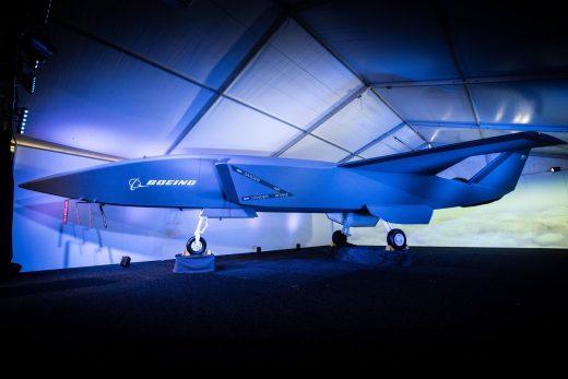 Boeing's autonomous fighter jet could arrive next year