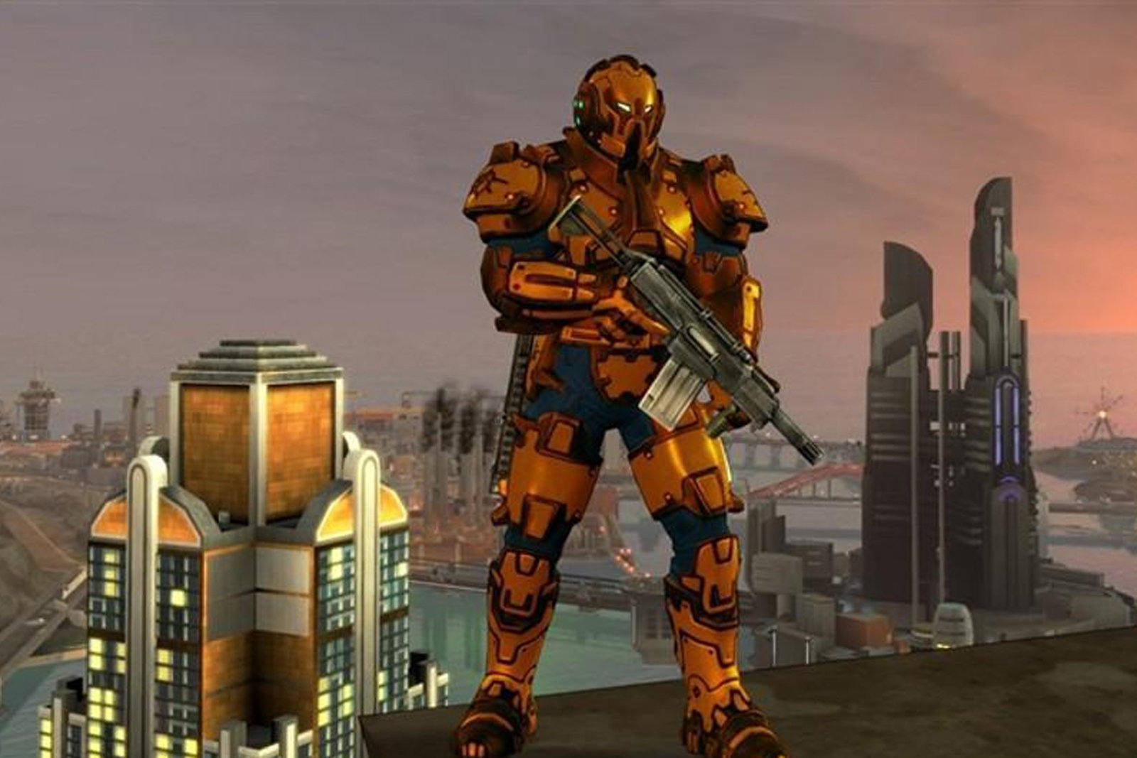 'Crackdown 2' is free on Xbox One ahead of updates to its sequel | DeviceDaily.com