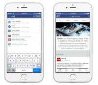 Facebook is Testing Search Ads