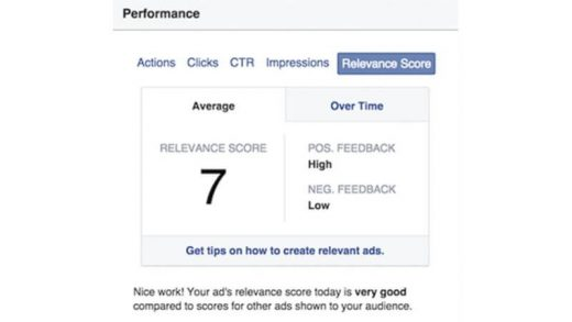 Facebook to replace relevance score with 3 new metrics in April