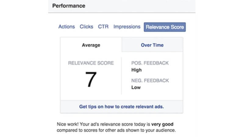 Facebook to replace relevance score with 3 new metrics in April | DeviceDaily.com