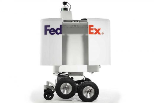 FedEx will trial autonomous delivery robots this summer