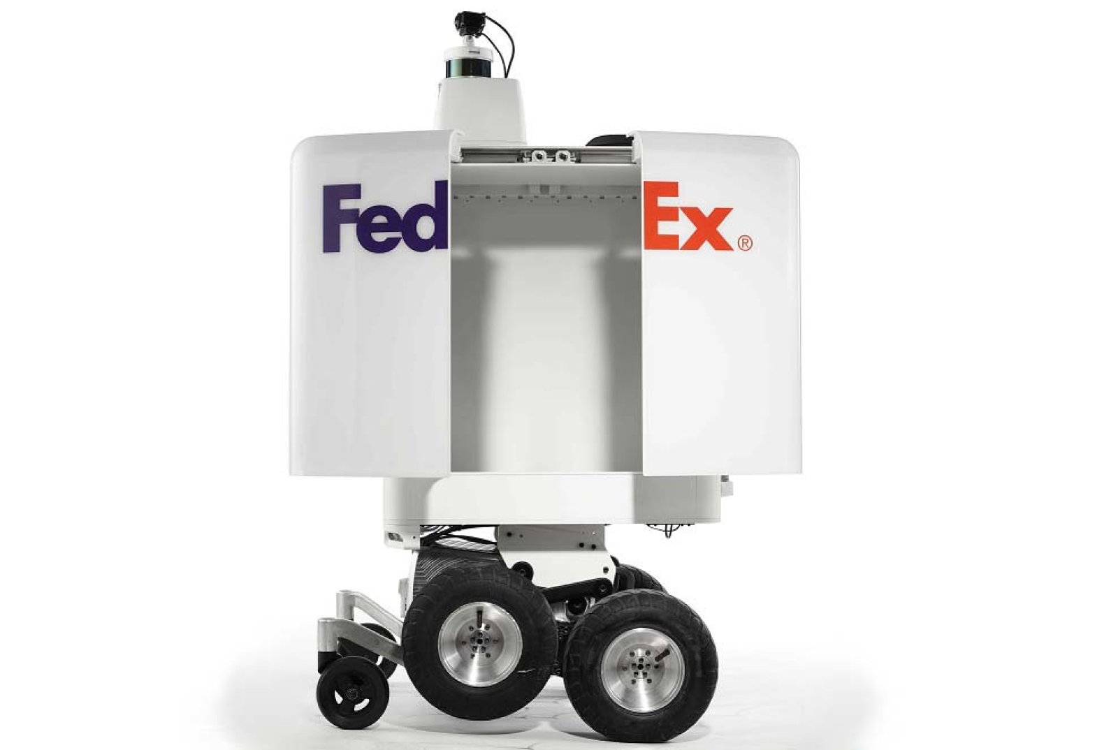 FedEx will trial autonomous delivery robots this summer | DeviceDaily.com