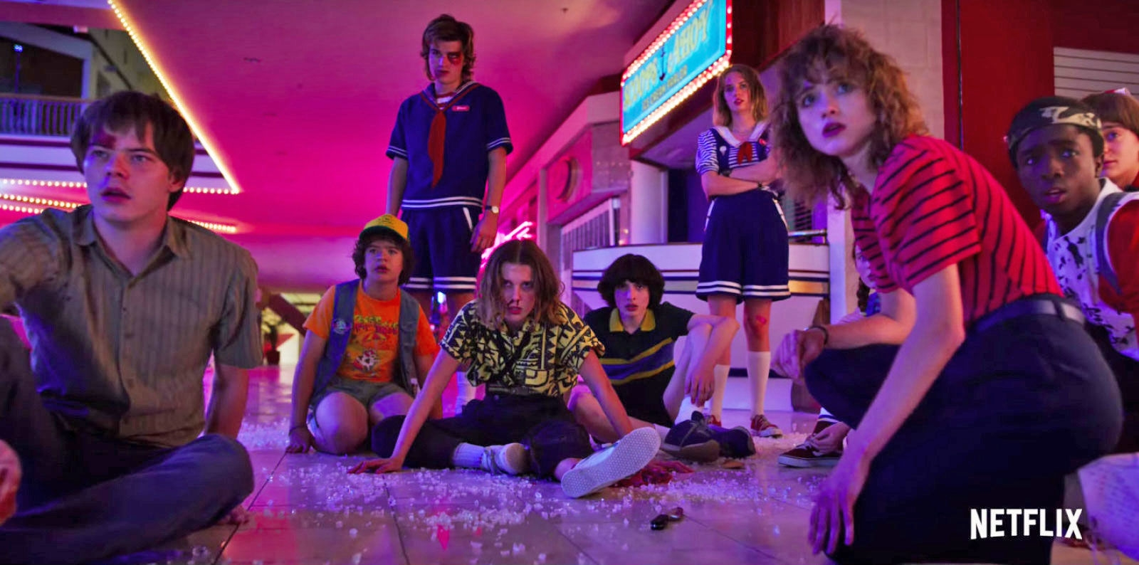 First 'Stranger Things 3' trailer reunites the gang | DeviceDaily.com