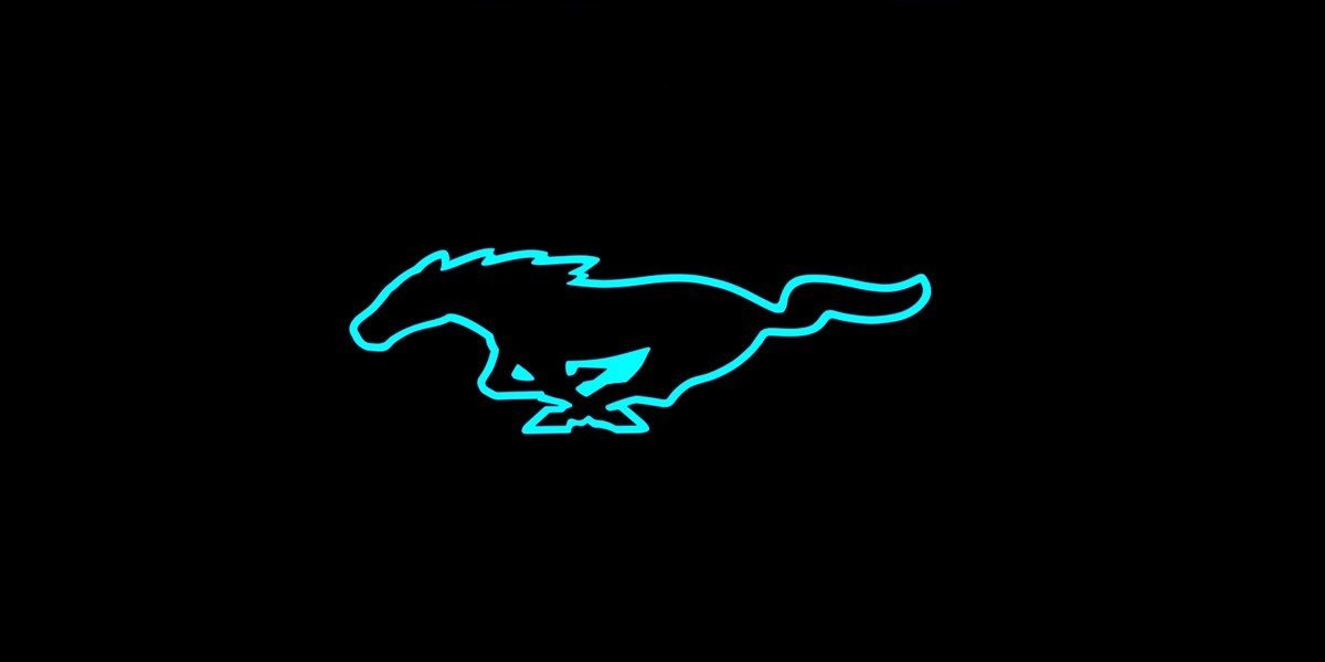 Ford drops an electric blue-ish Mustang teaser on Tesla's festivities | DeviceDaily.com