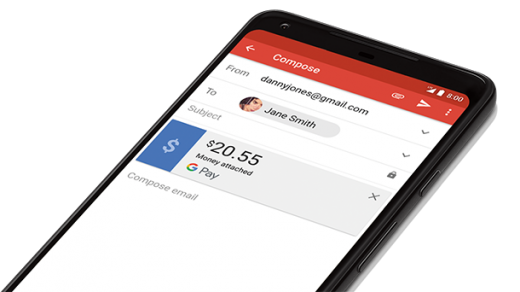 Google Tests Google Pay-Gmail Link Allowing Promotional Imports