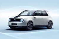Honda shows the near-final version of its compact electric car