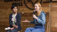 How Milk Bar's Christina Tosi reacted when the cookie crumbled