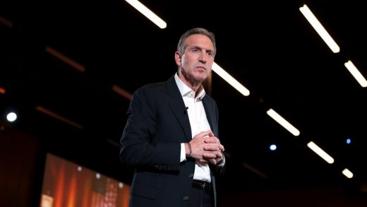 Howard Schultz thinks he knows how to fix capitalism
