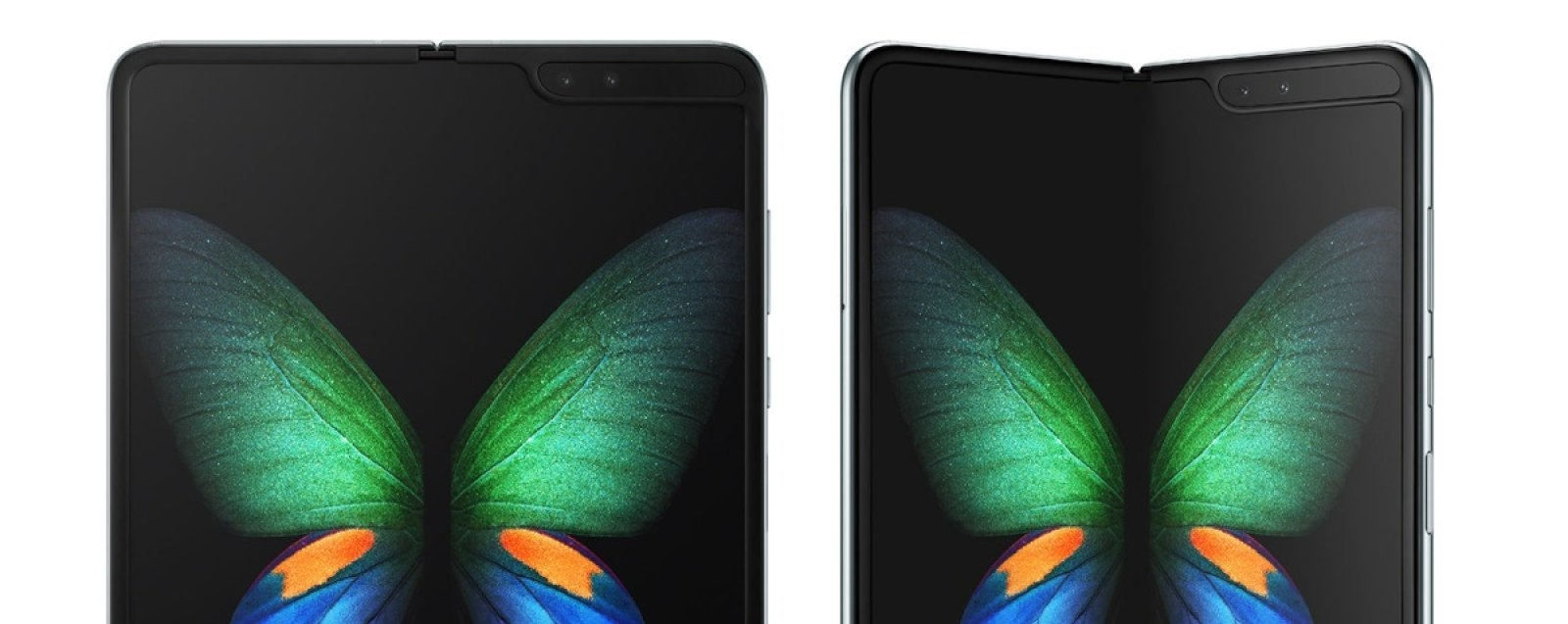 Leaked Galaxy Fold pops up in a video with a significant seam | DeviceDaily.com