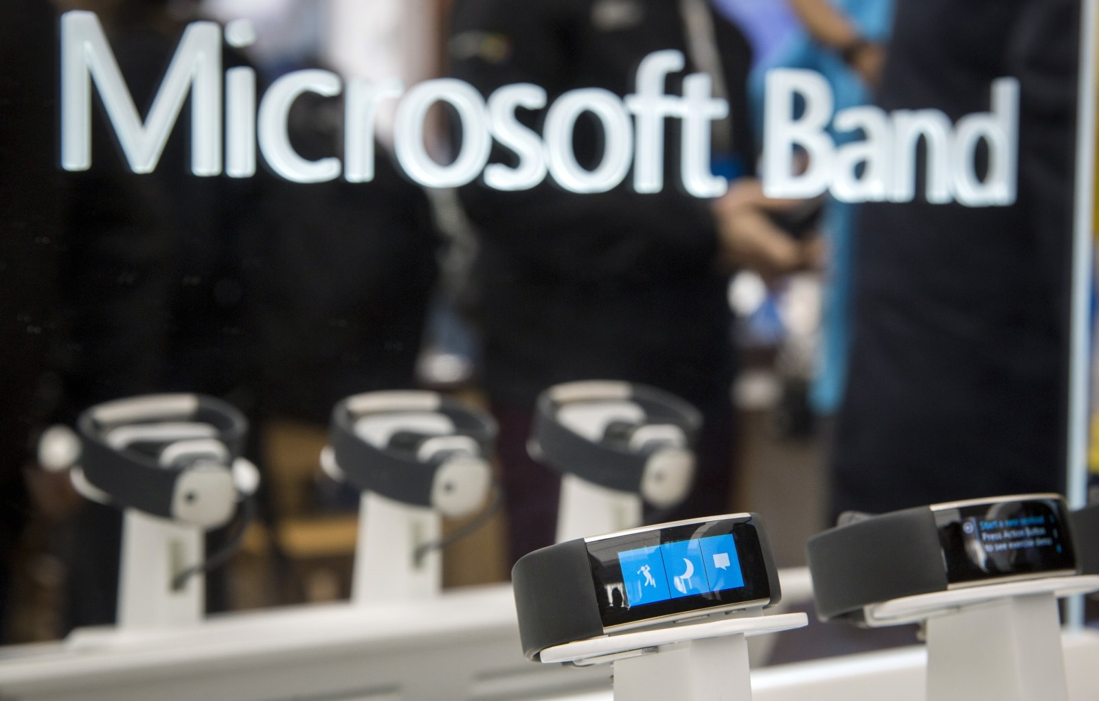 Microsoft ends support for the Band wearable on May 31st | DeviceDaily.com