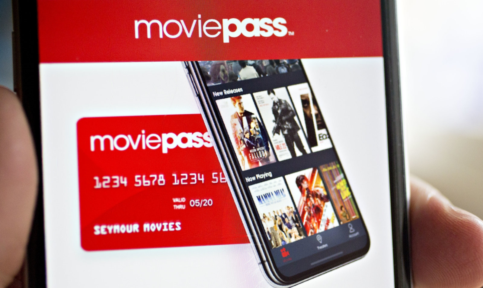 MoviePass' 'day to day' leading exec resigns after a few months | DeviceDaily.com