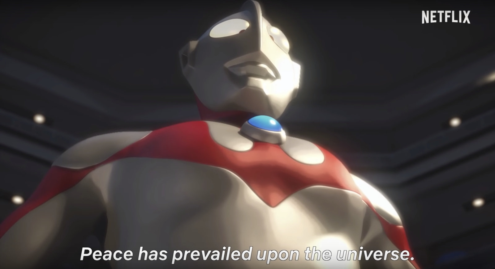 Netflix shows off its 'Ultraman' CG anime series in new trailer | DeviceDaily.com