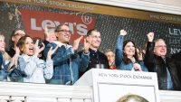 On the day of its IPO, Levi's CEO hints at upcoming tech innovations