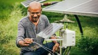 Stanley Black & Decker's newest product is a solar-powered water pump for the developing world
