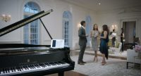 Steinway releases high-tech piano that records your performance