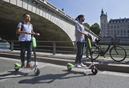 The CDC is launching its first investigation into e-scooter injuries