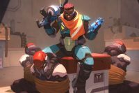 The next 'Overwatch' hero is a battle-scarred combat medic