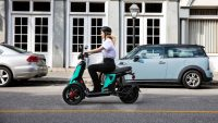 This electric trike is the newest addition to the shared micromobility revolution