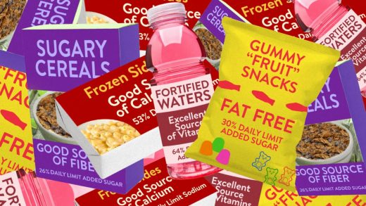 This petition asks the FDA to stop unhealthy foods from advertising