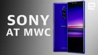 Watch Sony's MWC 2019 event in under 9 minutes