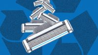 You can now send Gillette your old razors to have them recycled