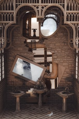These architecture students redesigned Harry Potter's world, and it's magic | DeviceDaily.com