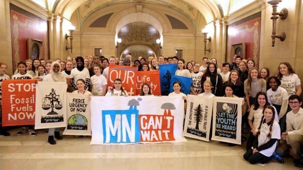 How youth organizers are pushing Minnesota toward its own Green New Deal   DeviceDaily.com