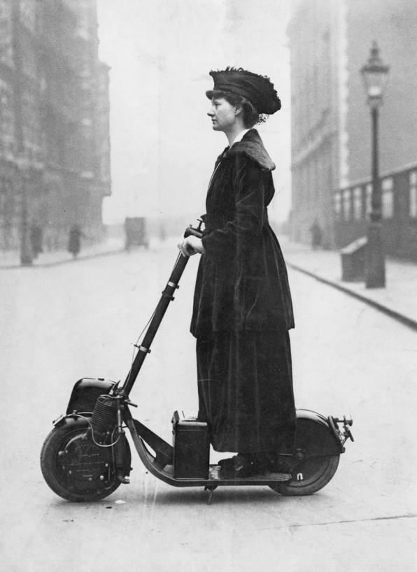 The scooter wars are actually a century old | DeviceDaily.com