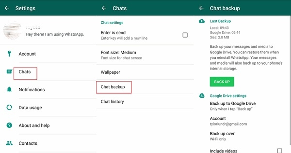 The Top WhatsApp Backup Solutions for iOS and Android   DeviceDaily.com