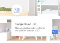 Google Store lists unannounced 'Nest Hub Max' 10-inch smart display