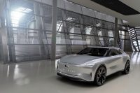Take a peek at Infiniti's 'Qs Inspiration' EV concept