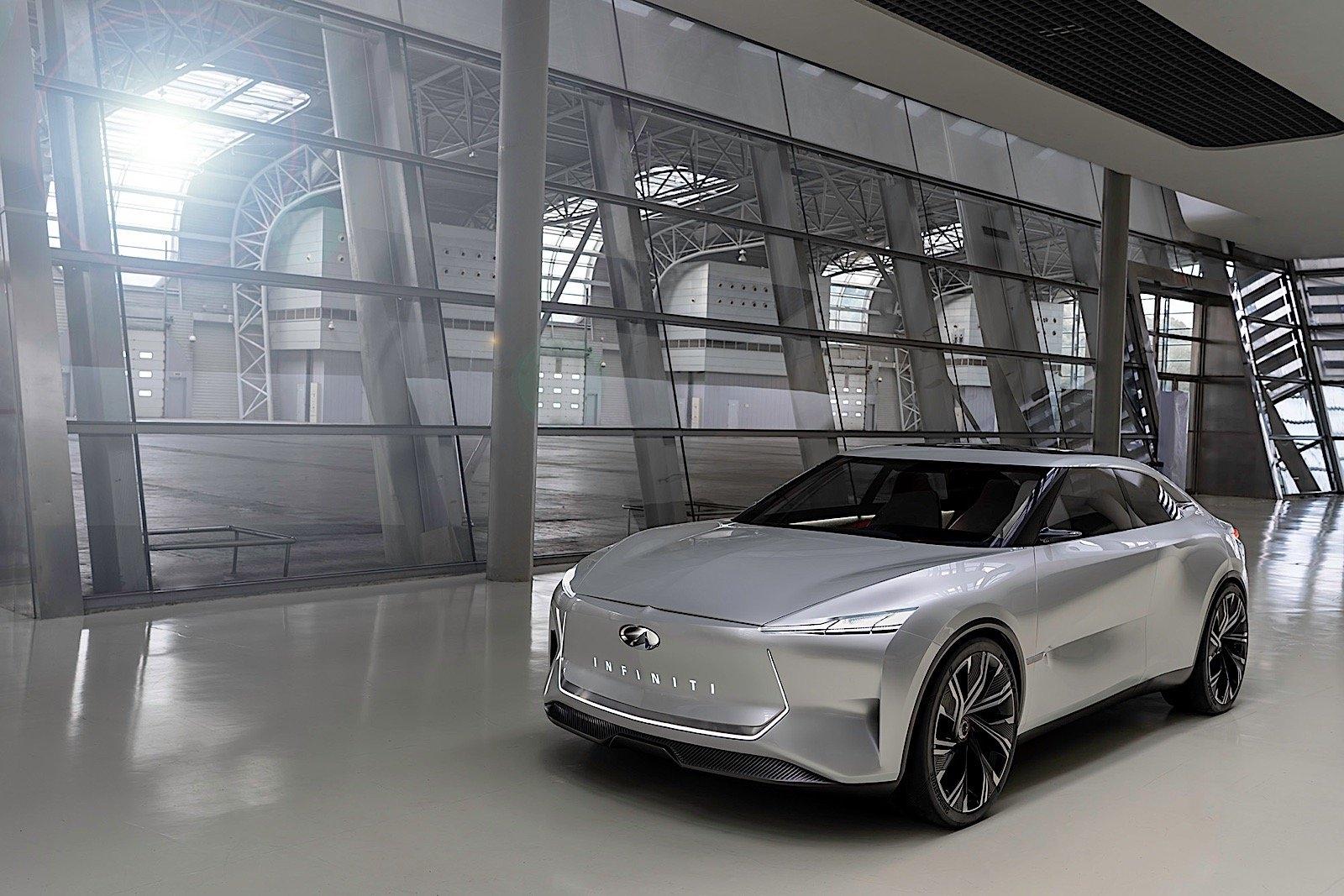 Take a peek at Infiniti's 'Qs Inspiration' EV concept | DeviceDaily.com