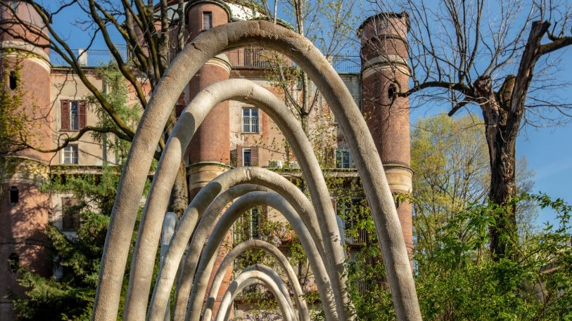 See the first architectural arches grown in a lab | DeviceDaily.com