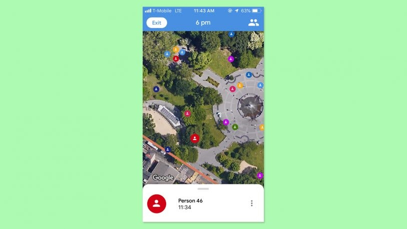 Sidewalk Labs built this free app for people watching | DeviceDaily.com