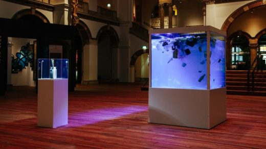 "This ""plasticarium"" shows you what the plastic-filled ocean actually looks like"