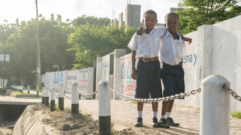 How simple street-design interventions are saving kids' lives in Africa | DeviceDaily.com