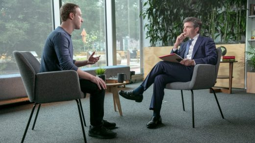 """3 takeaways from Mark Zuckerberg's """"Good Morning America"""" interview today"""