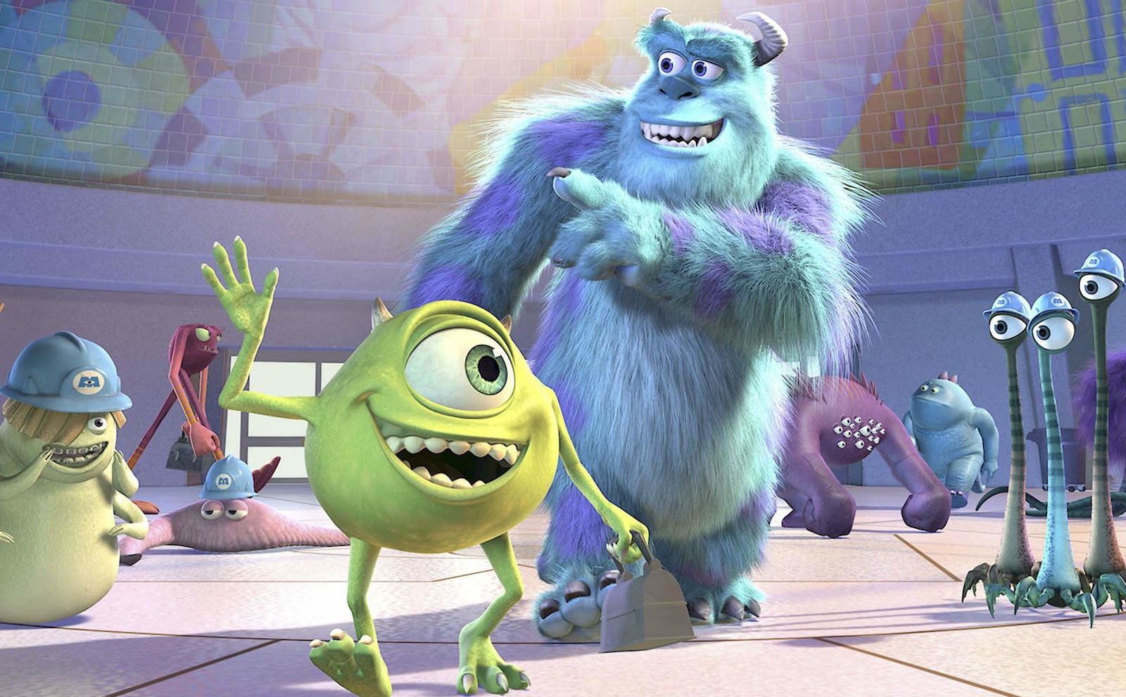 A 'Monsters, Inc.' spinoff series is coming to Disney+ | DeviceDaily.com