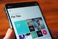 Apple Music code hints at Chromecast support