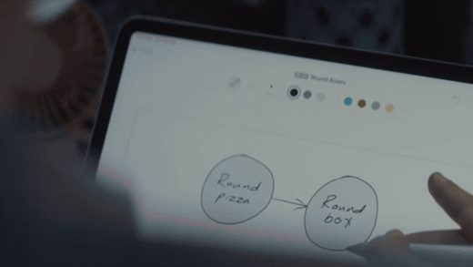 Apple's funny new ad crams in nearly every product, including its pizza box