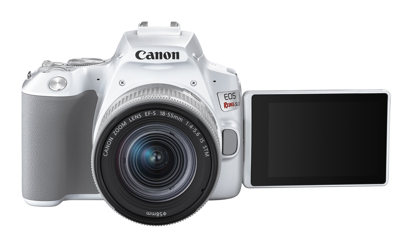 Canon continues to shrink its DSLRs with the EOS Rebel SL3 | DeviceDaily.com
