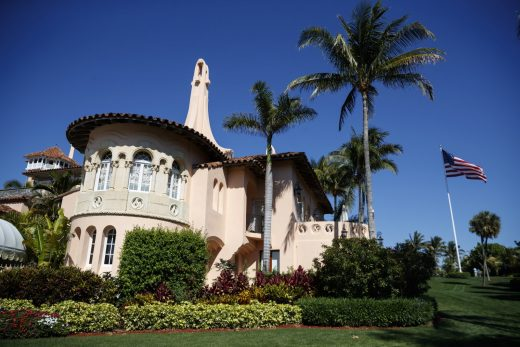 Chinese woman arrested carrying malware into Trump resort